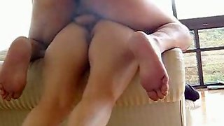Hardcore anal punishment for my curvy submissive..
