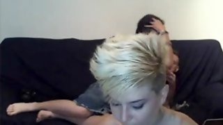 Emo Threesome Webcam