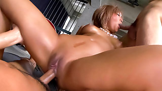 Fabulous Japanese slut Riku Hinano in Incredible..
